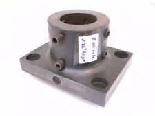"USED TURRET TOOL HOLDER BLOCK 2"" Hole Diameter"