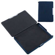 Auto Sleep Smart Flip Cover PU Leather Case Shell For KOBO GLO Book Style