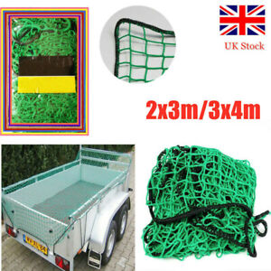 Heavy Duty Cargo Net Strong Safety Netting Truck Skip Climbing Trailer Nets UK