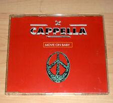 CD Maxi-Single - Cappella - Move on Baby