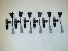 New Genuine Bosch 1050cc EV14 7-Hole fuel Injectors 09-18 Nissan GTR R35 3.8TT