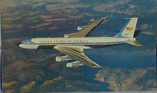 Aviation World Boeing VC-137C Air Force One Postcard