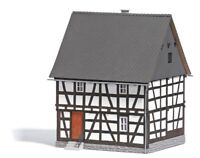HS Busch 1651  Haus aus Ahlbach  Bausatz HO