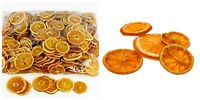 Dried orange slices scented Christmas decoration wreath garlands