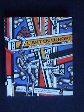 L'art en Europe, les années décisives 1945-1953. Skira / Musée d'art moderne