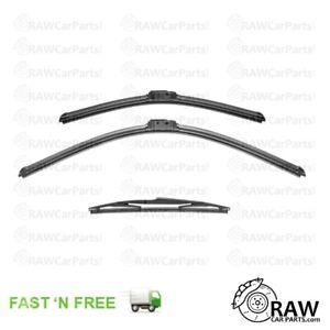 [Front & Rear] Windscreen Wiper Blades - Honda Civic Type R EP3 Sport EP2 01-05