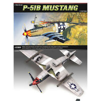 ACADEMY #12464 1/72 Plastic Model Kit P-51B MUSTANG
