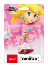 Amiibo Peach (Super Smash Bros Series) Brand New - Region Free - Factory Sealed