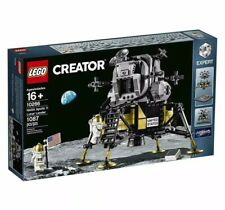 LEGO Creator Expert set 10266 Apollo 11 Lunar Lander! Brand New See Description