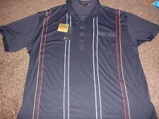 Mens Gabicci Summer/Holiday Polo Shirt  -  Size XXXXXL (5XL)  BNWT