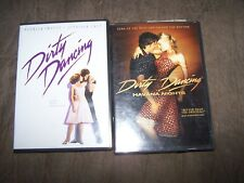 (2) Dirty Dancing & Dirty Dancing Havana Nights DVD/Movies