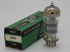2x Zaerix EF804 - Professional Audio Frequency Low Noise Pentode - Mic Recording