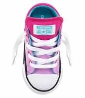 Toddler Girls Cute Stylish Converse All Star Madison Sneakers Shoes Sz 7