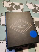 Flat Pack  (Blue Gimmick) Magic Trick by Jason Knowles