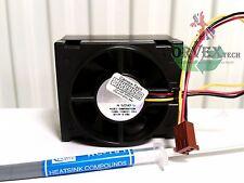Genuine Nidec F06R-12B4S1 CPU Fan with Heatsink for Intel Socket 370 - FC PGA370