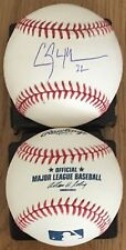 CLAYTON KERSHAW LICENSED JSA SPENCE AUTHENTICATED SIGNED MAJOR LEAGUE BASEBALL