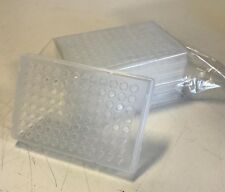 MJ-Research 96 Well Skirted V-Bottom Polypropylene Microplate box of 50 plates