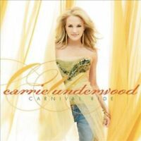 Carnival Ride by Carrie Underwood (CD, Oct-2007) FACTORY SEALED