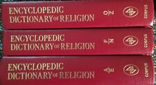 ENCYCLOPEDIC DICTIONARY OF RELIGION, EDITED PAUL KEVIN MEAGHER, & OTHER`S. 1979.
