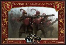 A Song of Ice and Fire Lannister Crossbowmen English Cool Mini or not Westeros