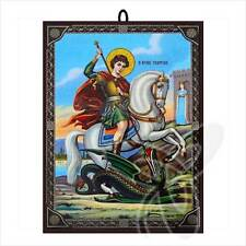 Icono hl. Georg Grecia икона Георгий Победоносец 5