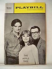 THE APPLE TREE Playbill BARBARA HARRIS / ALAN ALDA / LARRY BLYDEN 1967