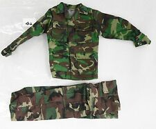 21st Century Toys Ultimate Soldier 1/6 Scale Military Army Green Camo Uniform