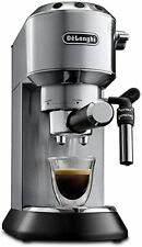 De'Longhi EC685.M Dedica, Macchina per caffè espresso manuale, 1350W Metallo