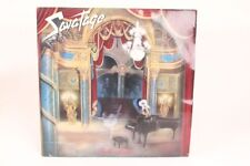 Savatage Gutter Ballet 782 008-1 of Rage and Was Hounds Vinyl Record
