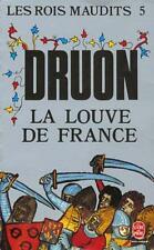Druon, Maurice - Les Rois maudits, tome 5 : La Louve de France (Ldp Litterature)