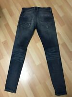 MADE ITALY Mens Diesel THOMMER LYOCEL Stretch Denim 084IK BLUE Slim W29 L32 H5