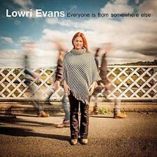 Lowri Evans - Everyone Is From Somewhere Else (NEW CD)