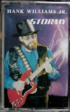 Hank Williams, Jr.:  Stormy (Cassette, 1999, Curb) NEW