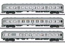"""MÄRKLIN 41275: Personenwagen-Set """"Silberlinge"""" mit Steuerwagen, 3 Wagen, NEU"""