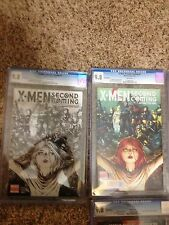 Second Coming Variant Set 1-14 Finch All Cgc 9.8 2 4 5 6 7 8 9 10 11 12 13 X-men