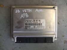 Motorsteuergerät unidad de control AFB audi a6 VW Passat 3b 3bg v6 2.5tdi 3b0907401