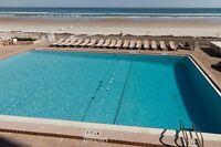DAYTONA/ORMOND BEACH FLORIDA~4 NITES~OCEANFRONT HOTEL~BALCONY~$50 VISA CARD