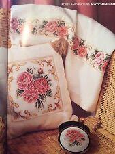 Rose e peonie Gift Set cross stitch chart