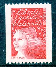 STAMP / TIMBRE FRANCE NEUF N° 3084 ** MARIANNE DE LUQUET / ROULETTE