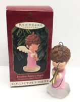 Hallmark Keepsake Ornament Heather Mary's Angel 12th in Series 1999