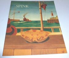 SPINK Modern British art 1993 GROUP ART EXHIBITION CATALOGUE David Bomberg etc