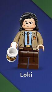 LEGO 71031 Marvel Studios Minifigures No. 6 - Loki - New & Sealed