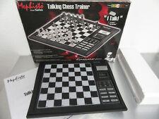 """R772 ⭐⭐"""" Mephisto i Parlare """" Schachcomputer Misure: 31 x 25 cm ⭐⭐"""