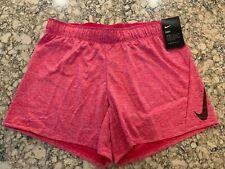 Nike Women's Dri-Fit Shorts Bottoms, Pink, Size Medium, NWT