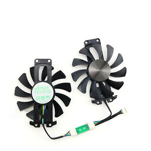 Fan GA81S2U 12V 0.38A Cooler Replace for ZOTAC GTX960 4G PCI-EDC Graphics Card