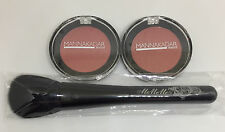 2 Manna Kadar Cosmetics Paradise Blush and Black MeMeMe Blush Brush Ipsy