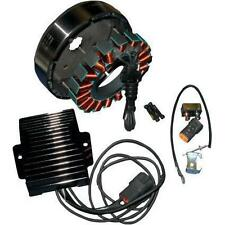 Cycle Electric 80 Series 50 AMP 3-Phase Alternator Kit w/Oil Cooler - CE-84T-10