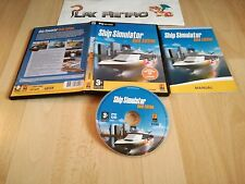 PC SHIP SIMULATOR GOLD EDITION COMPLETO PAL ESPAÑA