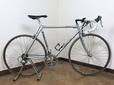 ALAN x REBELLATO !! Complete Bike Frame Fork SHIMANO 600 PERFECT!!