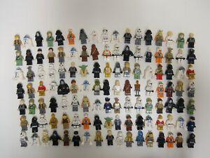 Lego Star Wars Figuren Konvolut Clone Trooper Minifigs Sammlung Jedi